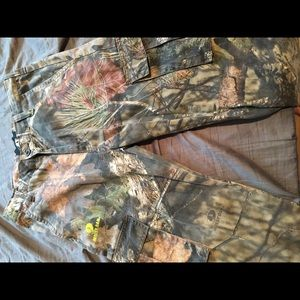 Youth hunting pants